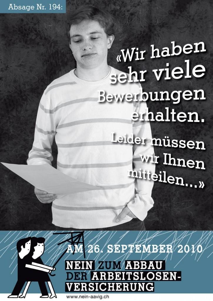 Plakat AVIG